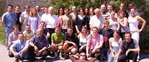 Ostéopathe du Sport: promotion 2008