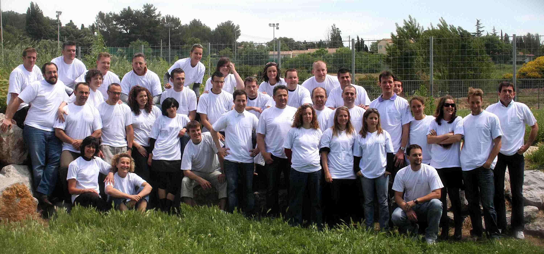 Ostéopathe du Sport: promotion 2009